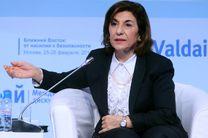بثینه شعبان: در برابر اشغالگری ترکیه سکوت نمیکنیم