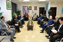 برگزاری نمایشگاه مشترک ایران و آذربایجان و توسعه مبادلات تجاری