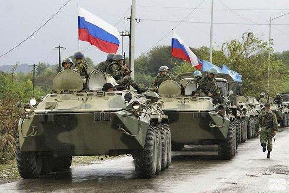 رزمایش مشترک روسیه و ازبکستان در مرز افغانستان