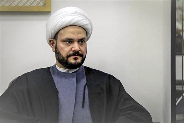 شیخ اکرم الکعبی: به زودی آزادی کامل عراق را اعلام میکنیم
