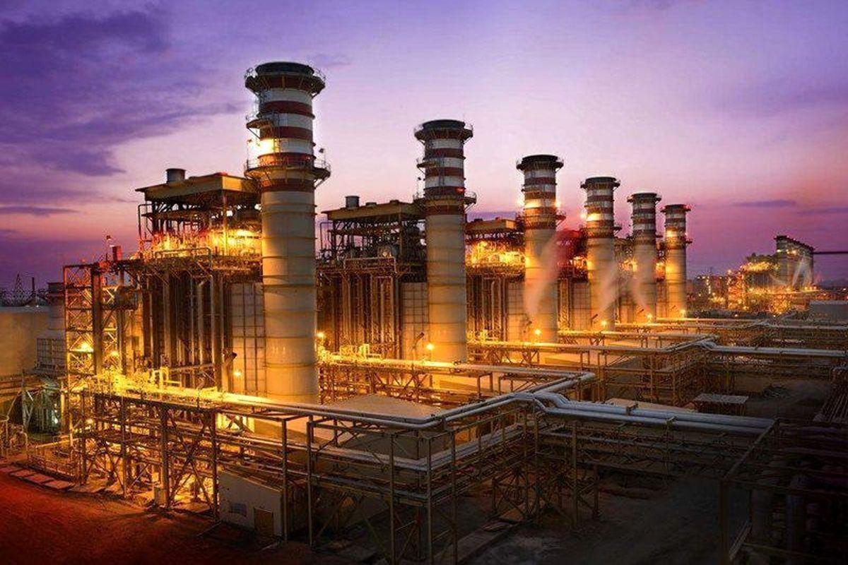 نخستین واحد گازی نیروگاه کلاس F هنگام فردا افتتاح میشود