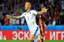 بازیکن اسلواکی: انگلستان را شکست میدهیم