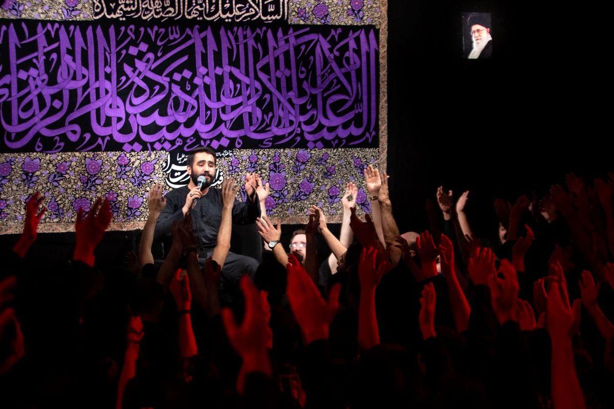 دانلود مداحی حسین طاهری به مناسبت ایام 28 صفر