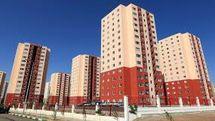 کلنگ ساخت ۲۳۸واحد مسکونی در کاشان زده شد