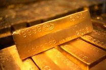 قیمت طلا به ۱۲۵۵ دلار رسید