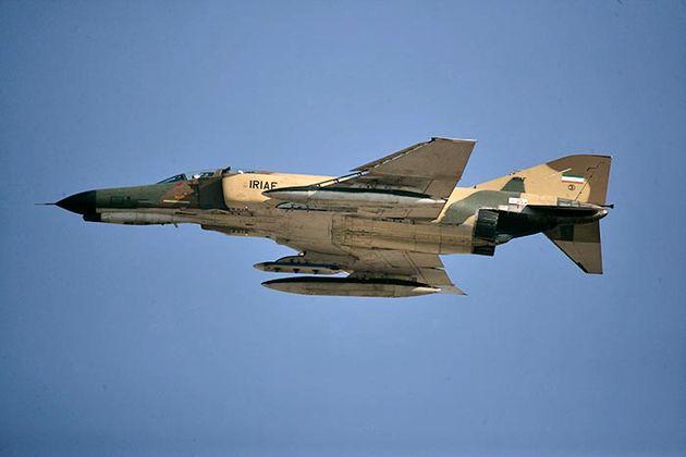 جنگنده F4 اورهال شد