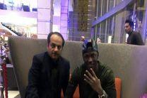 استقلال با مهاجم سنگالی خود به توافق اولیه دست یافت