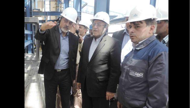 پیشرفت ٩٣ درصدی پروژه گندلهسازی ٥ میلیون تنی