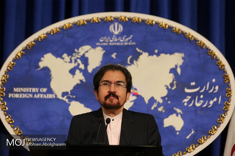 بهرام قاسمی حادثه تروریستی اتوبوس حامل زائران ایرانی در عراق را محکوم کرد