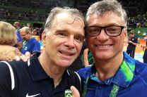 رزنده به تیم ملی والیبال برزیل بازگشت