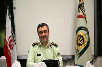 نیروی انتظامی در برخورد با ورود کالای قاچاق پیشتاز است / امنیت کشور ثبات دارد