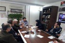 برگزاری جلسه شورای اداری شهرداری ناحیه2