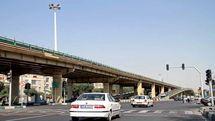 توصیههای ترافیکی پلیس درباره مسیرهای جایگزین پل گیشا