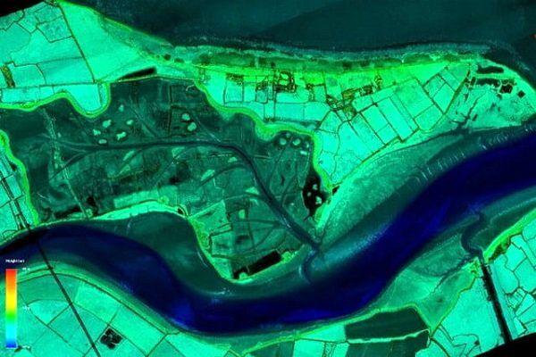 نقشه سه بعدی کل انگلیس با اسکنرهای سه بعدی طراحی می شود