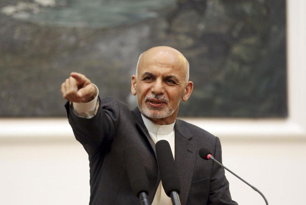 اشرف غنی طالبان را به آتشبس فراخواند