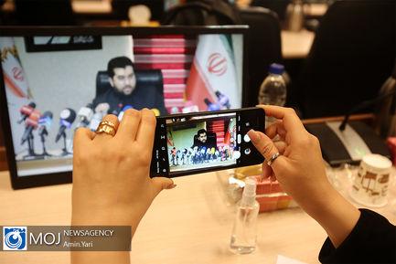 نشست خبری رییس شورای عالی استان ها - ۲۴ دی ۱۳۹۹