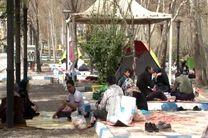 ممنوعیت ورود گردشگران به باغ بهادران در پایان هفته