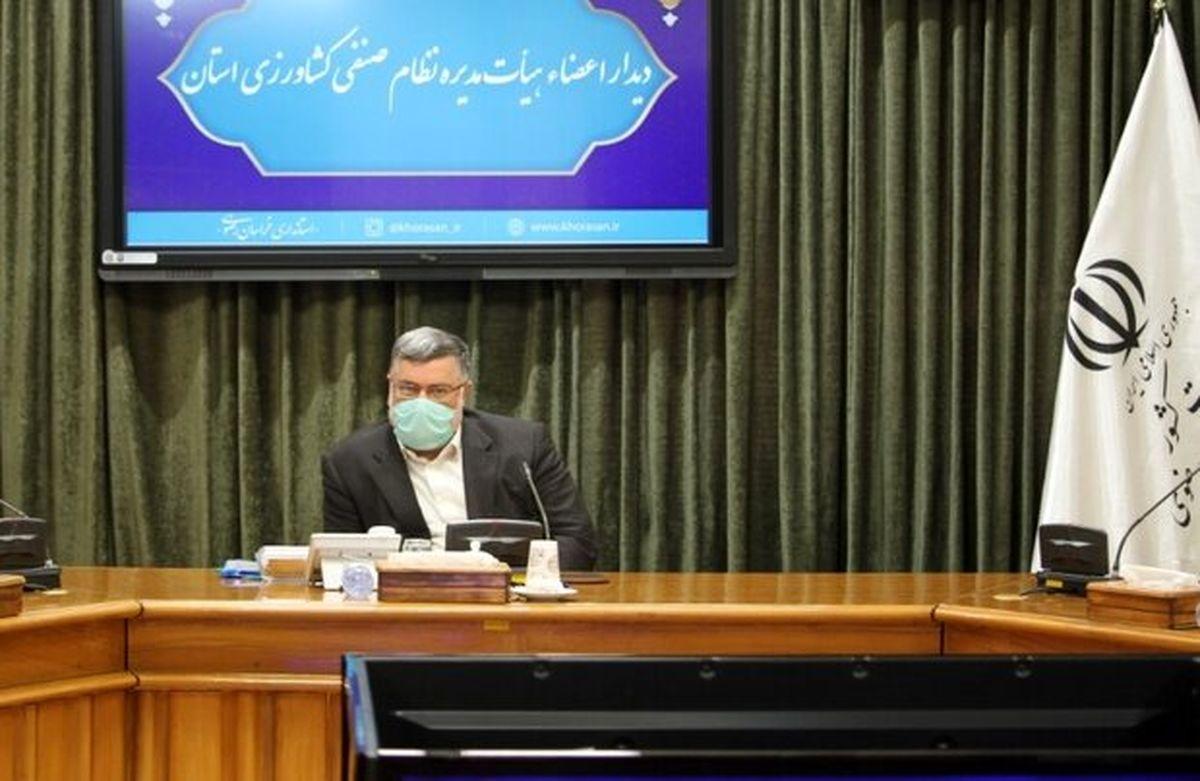ممنوعیت تردد خودروها در محورهای خراسان رضوی از چهارشنبه