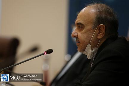 نشست وزیران کشور و ورزش با مجمع سازمان های مردم نهاد و جوانان