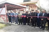 افتتاح 4 پروژه استخر پرورش ماهی در صومعه سرا