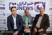 بازدید مجموعه روابط عمومی شرکت ذوب آهن از دفتر خبرگزاری موج در اصفهان
