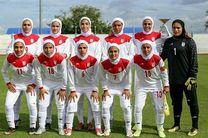 بازیکنان دعوت شده به اردوی تیم ملی فوتبال بانوان مشخص شدند