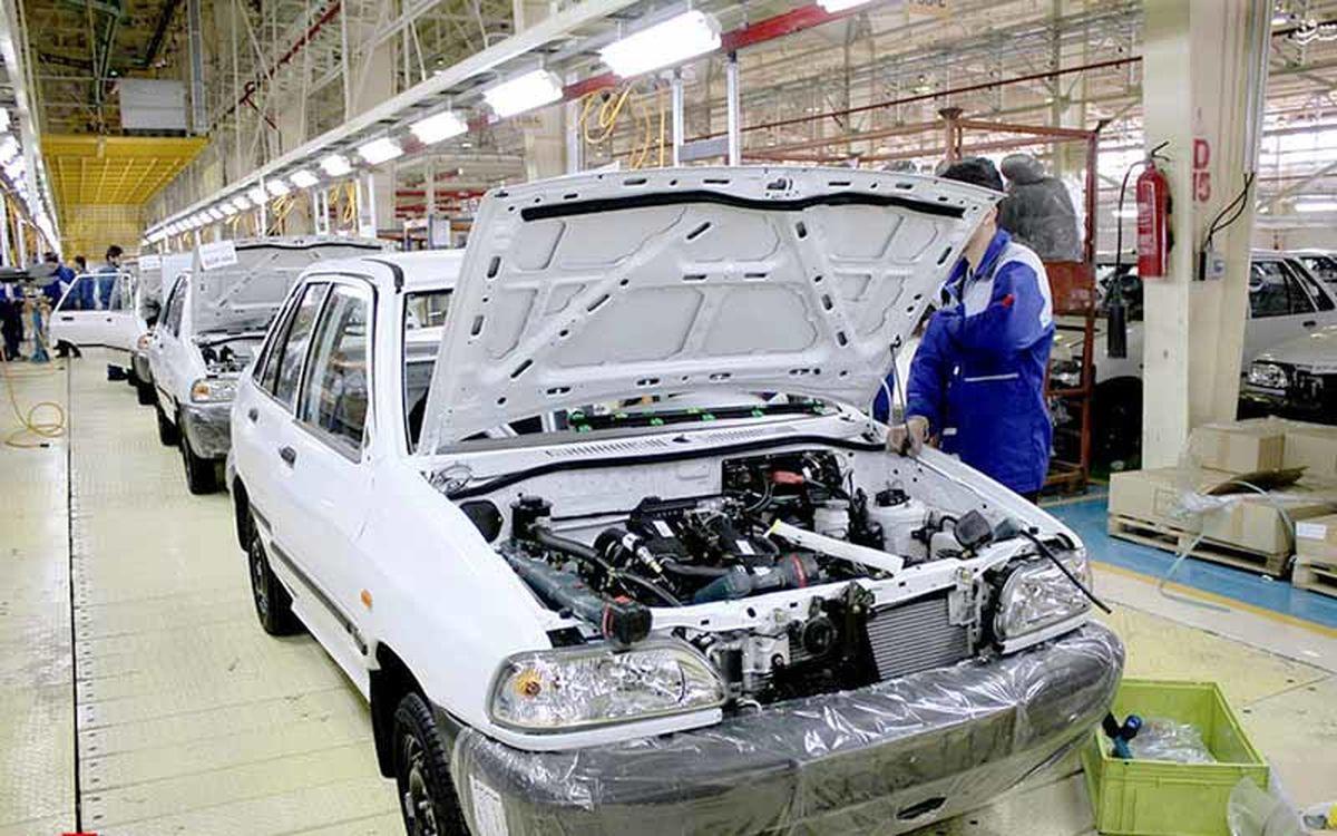 جدول قیمت خودرو/ پراید ۱۵۳میلیون تومان شد