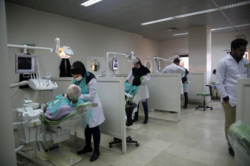 آغاز تکمیل ظرفیت آزمون دستیاری دندانپزشکی