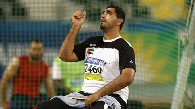 مرگ ورزشکار پارالمپیکی امارات در لندن