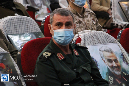 گرامیداشت شهدای قادرخانزاده و ۸۴۰ شهید شهرستان بانه