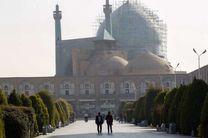 هوای اصفهان همچنان در شرایط ناسالم برای گروه های حساس