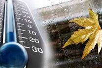کاهش دما و بارندگی پیش روی البرز