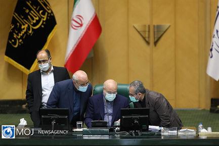 صحن علنی مجلس شورای اسلامی - ۲۳ مرداد ۱۴۰۰
