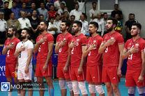 ترکیب تیم ملی والیبال ایران مقابل کانادا اعلام شد