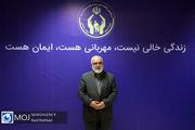 مرتضی بختیاری رئیس کمیته امداد امام خمینی (ره) وارد خرم آباد شد