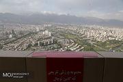 کیفیت هوای تهران ۱۸ اردیبهشت ۱۴۰۰/شاخص کیفیت هوا به ۶۹ رسید