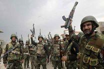 حملات سریع ارتش سوریه تروریست ها را در حلب زمین گیر کرد