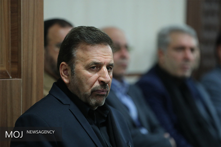 مراسم عزاداری حسینی در دفتر ریاست جمهوری