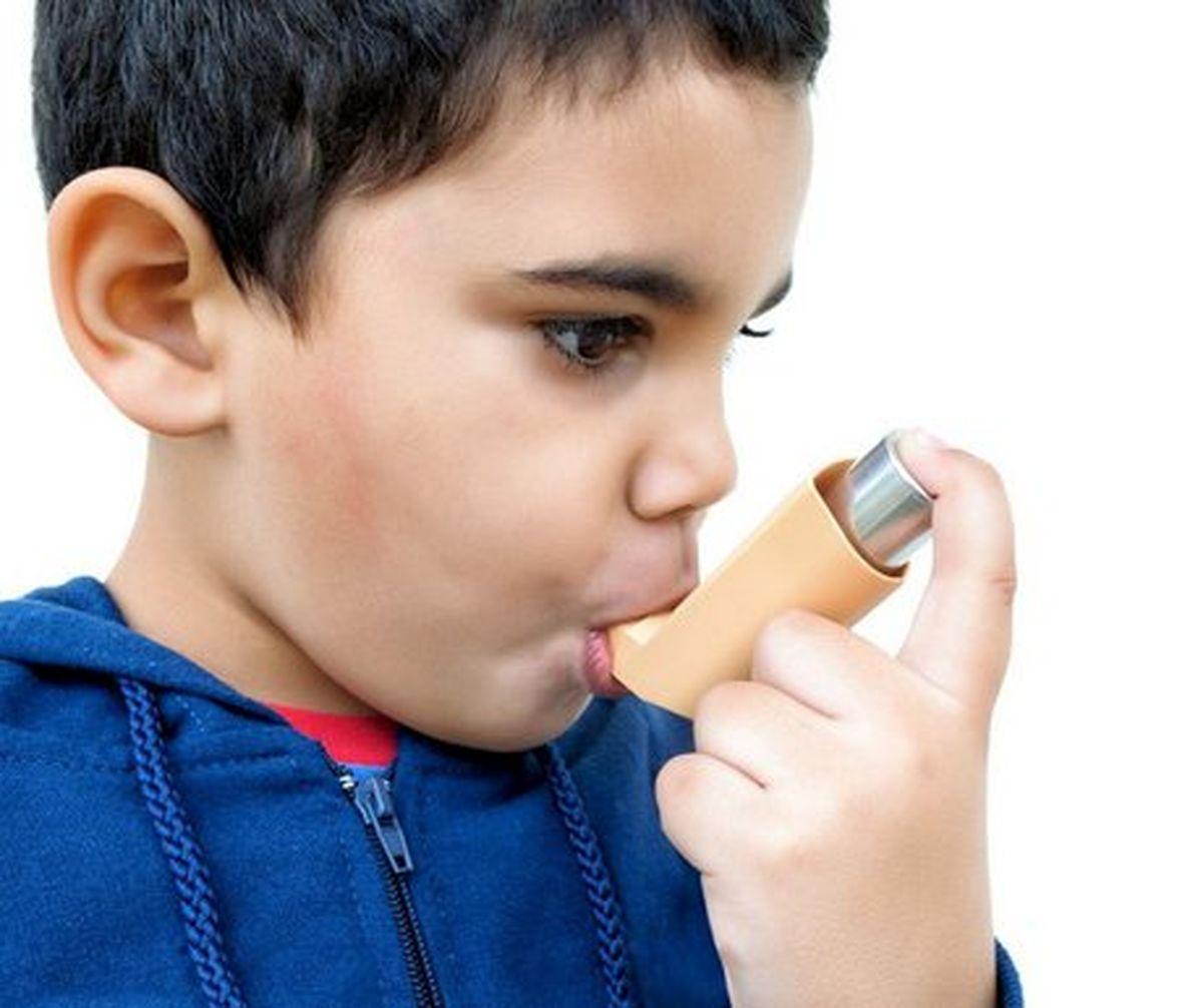 بررسی میزان شیوع آسم کودکان در ایران