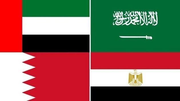 نشست رؤسای سازمان اطلاعات کشورهای تحریمکننده قطر در منامه
