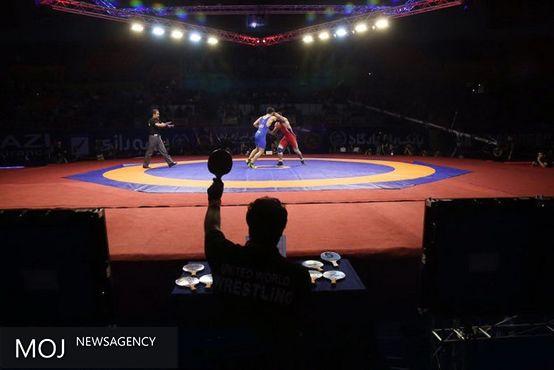 اعزام مدعیان المپیکی به تورنمنت روسیه