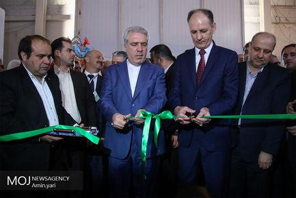 افتتاح دوازدهمین دوره نمایشگاه گردشگری تهران