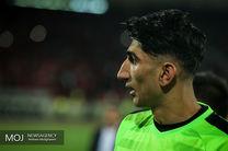 درخواست بیرانوند از هواداران/ هواداران از تیم ملی فوتبال ایران انتقاد نکنید