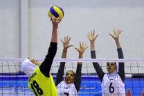 پیروزی تیم ملی والیبال زنان ایران برابر کره شمالی