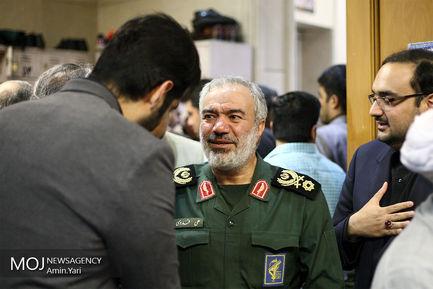 ختم مادر شهیدان طهرانی مقدم