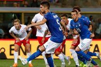 ساعت بازی ایتالیا و پرتغال مشخص شد