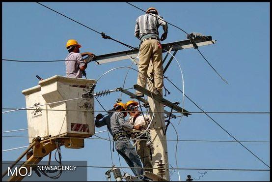 دو میلیارد ریال به شبکه برق جیرفت خسارت وارد شد