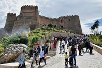 افزایش بیش از 30 درصدی گردشگران نوروزی در استان لرستان