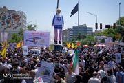 مسیرهای راهپیمایی روز جهانی قدس در تهران اعلام شد
