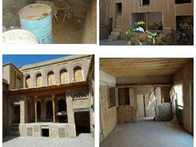 خانه ثبتی متعلق به دوران قاجار در شهر زرقان استان فارس مرمت میشود
